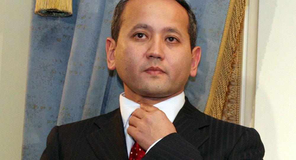 Уголовное дело об организации Аблязовым убийства банкира Татишева направлено в суд – Генпрокуратура Казахстана
