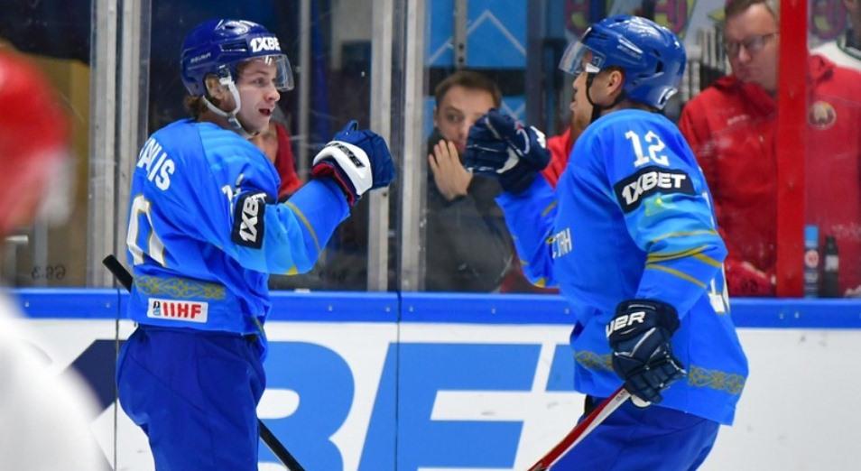 ЧМ-2019: Казахстан впервые обыграл Белоруссию