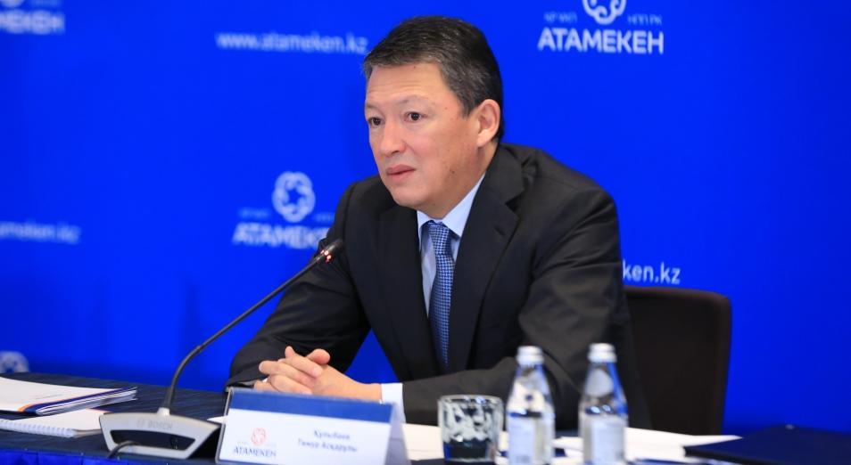 Нужно руководствоваться здравым смыслом – Тимур Кулибаев об изъятии земель у бизнеса