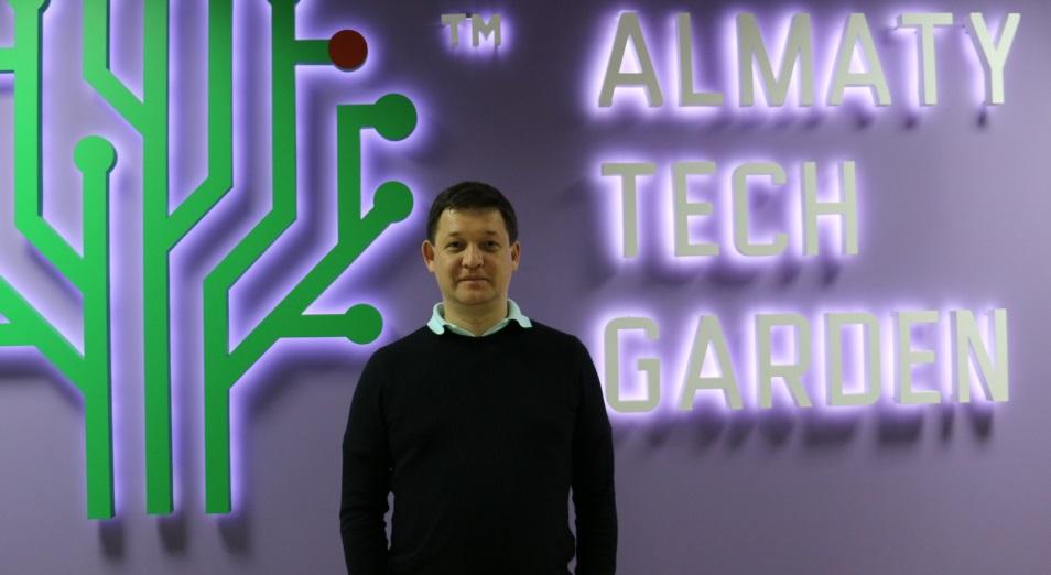 Что советует стартапам генеральный директор Tech Garden Санжар Кеттебеков?