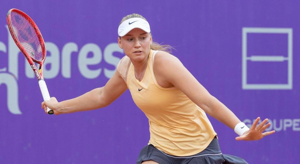 Рыбакина вышла в четвертьфинал Hobart International