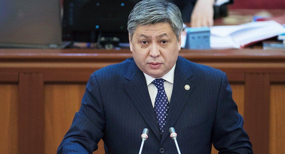 Кыргызстан предлагает соседям активизировать работу в использовании водных ресурсов в рамках соглашения 1998 года