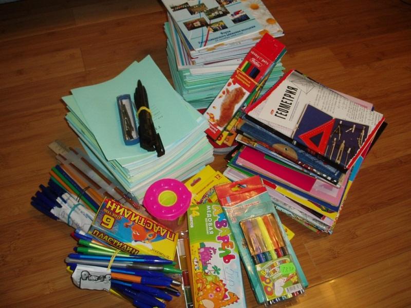 Алматинцы помогают школьникам из социально уязвимых семей