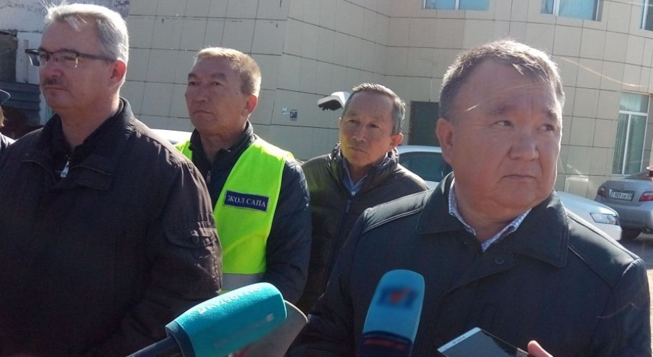 Бетон штопаный XIV: «КазАвтоЖол» рассказал о «массовых репрессиях» на трассе Темиртау – Караганда