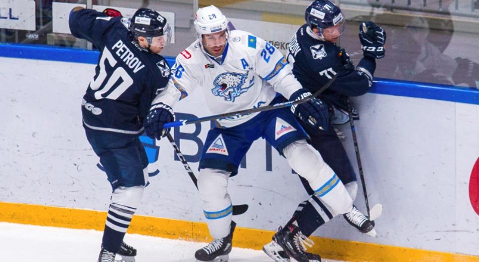 Регулярка КХЛ: «Барыс» потерял шансы на первое место «Востока»