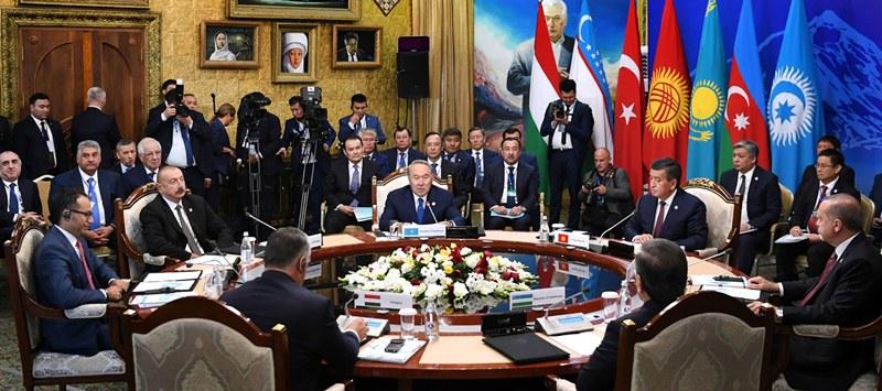 Председательство в Совете сотрудничества тюркоязычных государств перешло к Кыргызстану
