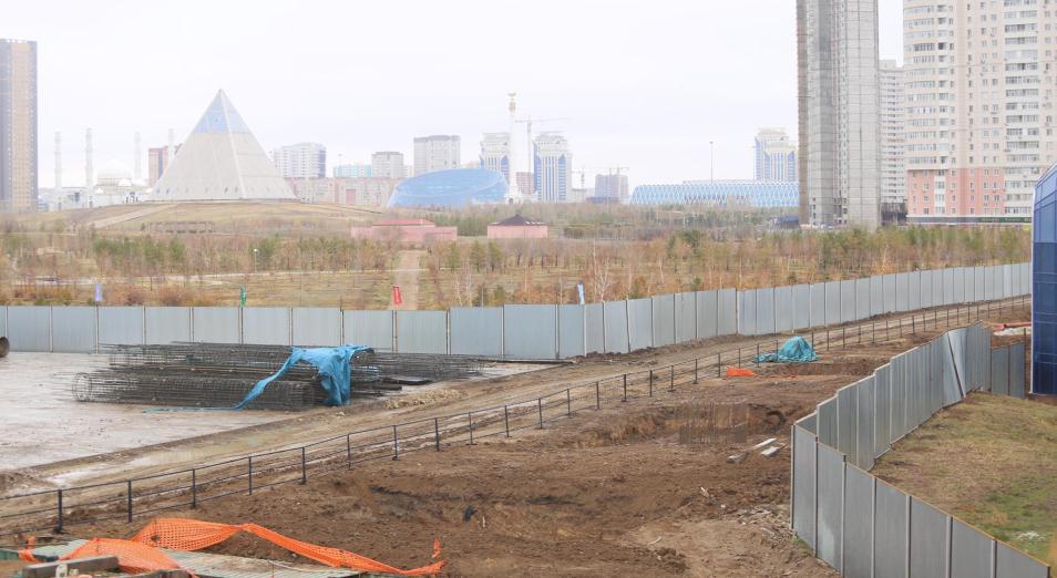 Астанада ЖРК салудың біраз мәселесі ашық тұр