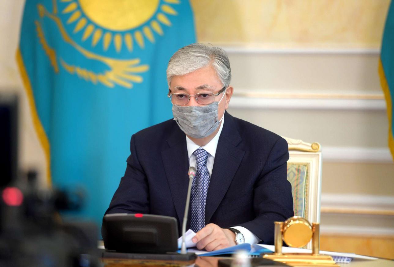 Токаев: Задача минздрава – снизить смертность от коронавируса и пневмонии до минимума