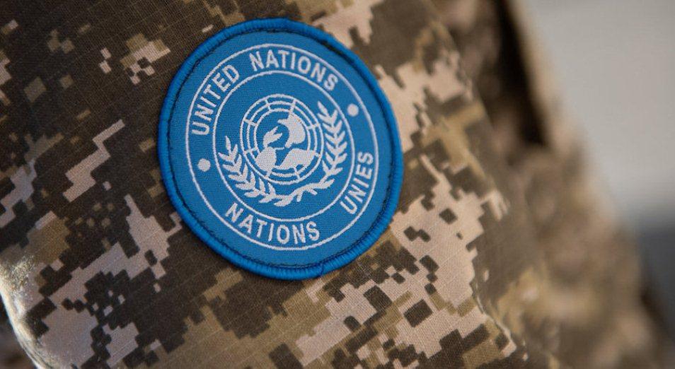 Эксклюзивное интервью с первой женщиной-миротворцем миссии ООН из Казахстана