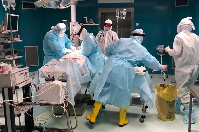 У алматинки на карантине вместо коронавируса выявили аппендицит