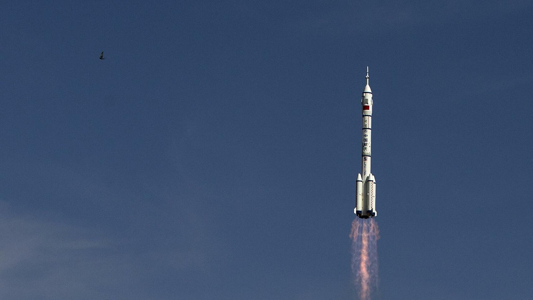 Китайский многоразовый орбитальный модуль успешно вернулся на Землю