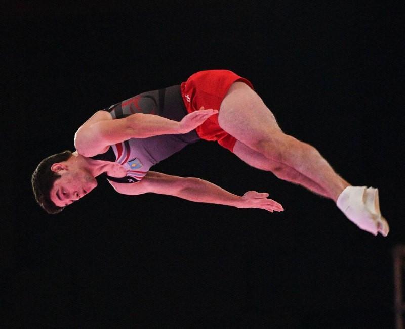 Батуттағы гимнастикадан ұлттық құраманың бас бапкері биылғы жылды қорытындылады