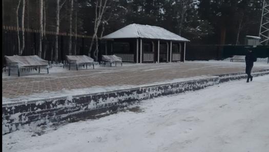 В Боровской курортной зоне завершён ремонт дорог
