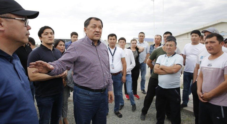 Межведомственная комиссия проработает вопросы организации труда на Тенгизе