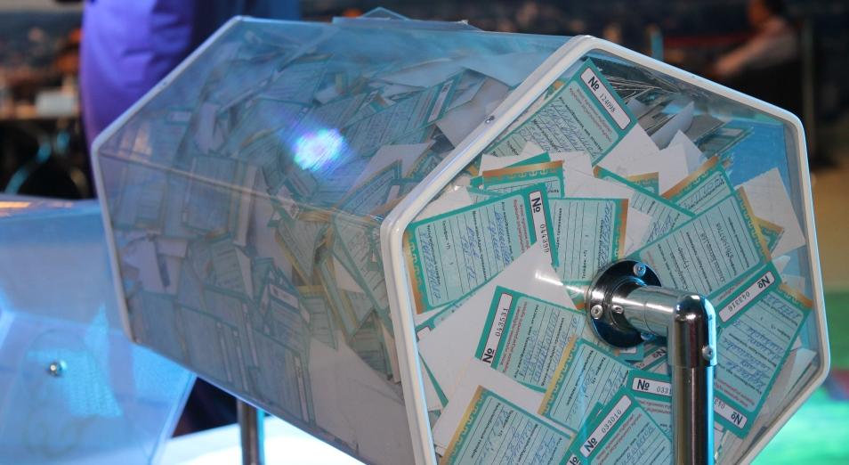 Розыгрыш призов может быть отнесён к лотерейной деятельности