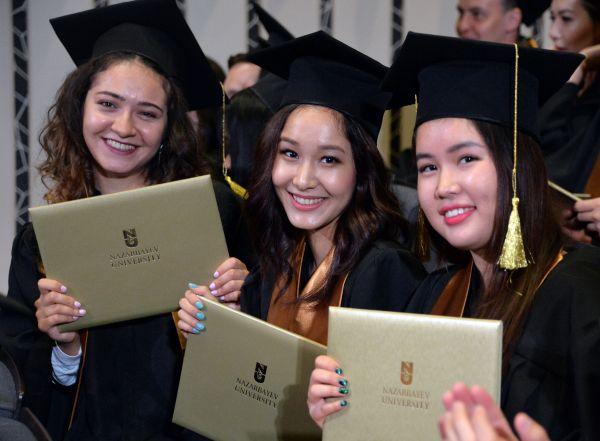 Казахстан включили в ТОП-10 стран по уровню образования молодежи