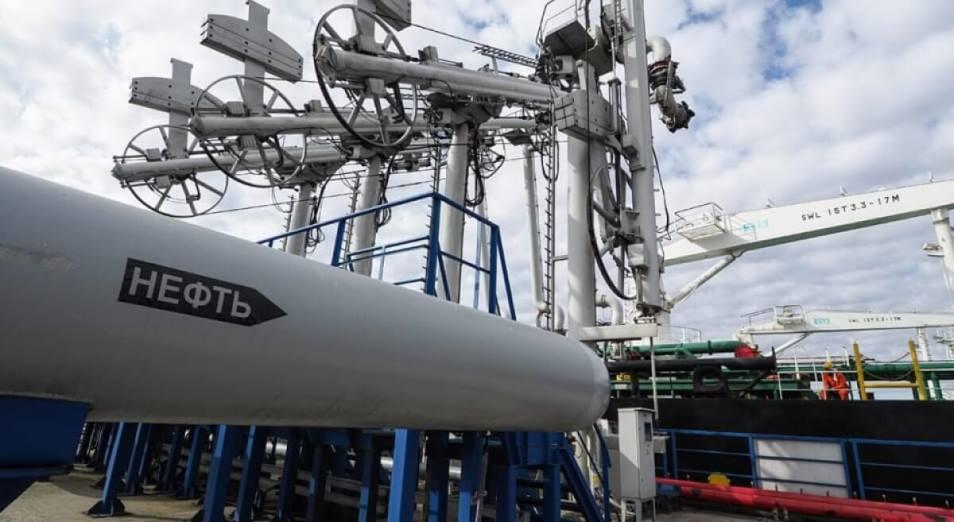 На долю сырой нефти в I квартале пришлось 63,4% всего казахстанского экспорта