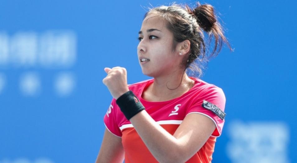 Казахстан не пробился в финал Fed Cup
