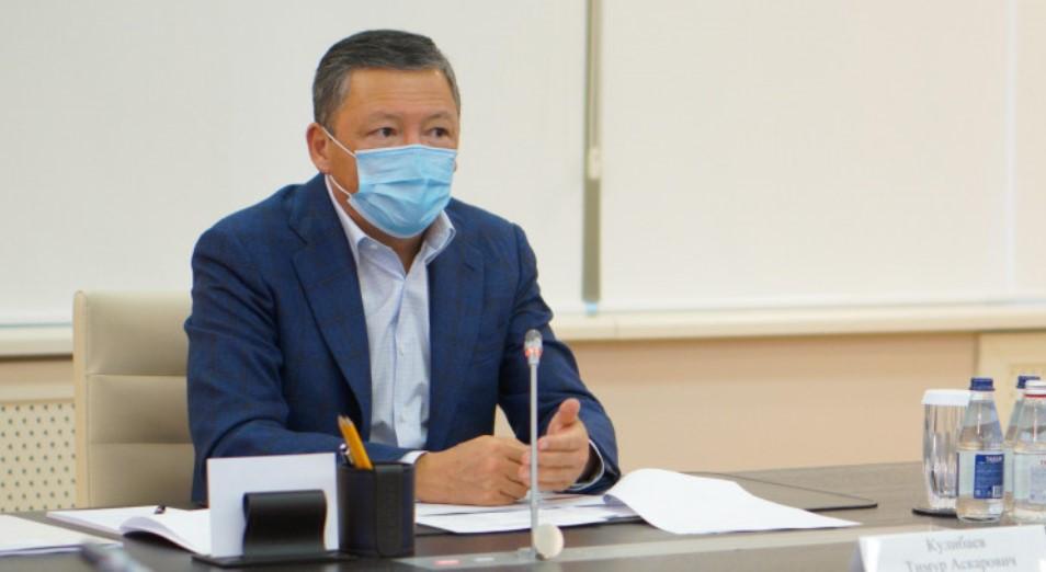 Тимур Кулибаев: Новая госпрограмма развития АПК должна быть «сшита» из отдельных региональных программ
