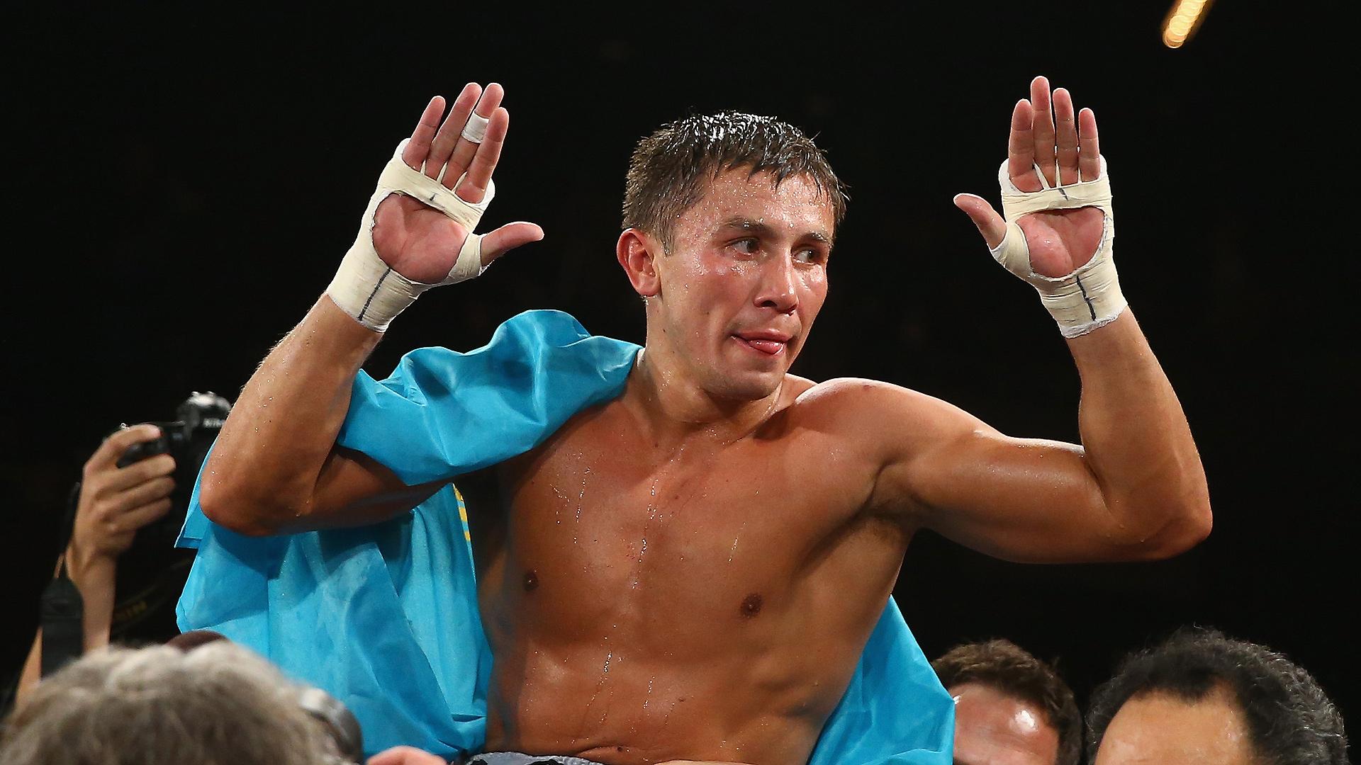 Головкин намекнул на уход из бокса