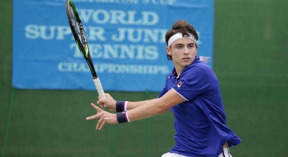 Скатов взял второй титул ITF в карьере