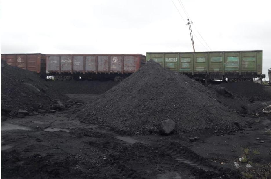 В Астане общий запас угля в тупиках составляет более 8 тыс. тонн