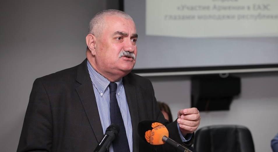 «Успехи Армении последних трех лет обусловлены ее участием в ЕАЭС»