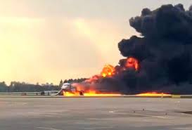 По крайней мере десять человек погибли в результате жесткой посадки самолета в Шереметьево