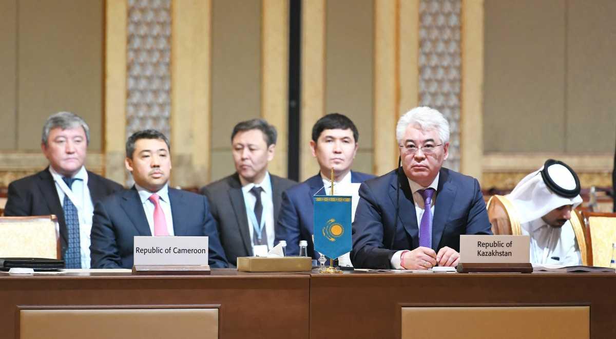 Вторая сессия генассамблеи ИОПБ пройдет в Казахстане в 2019 году