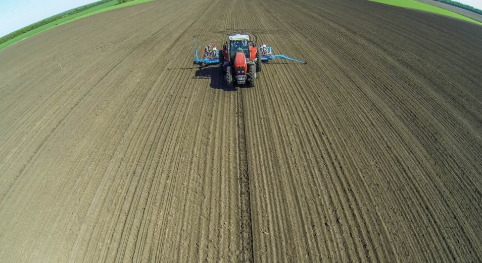 Фермер просит разъяснить условия подготовки к посевной