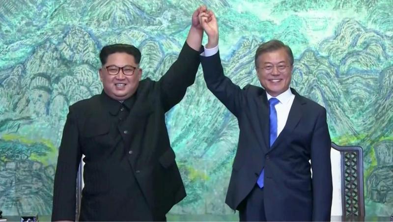 В Пхеньяне вновь говорят о необходимости подписать декларации о завершении Корейской войны