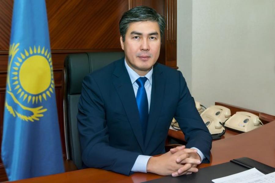 Асет Исекешев назначен исполнительным директором Фонда Первого президента