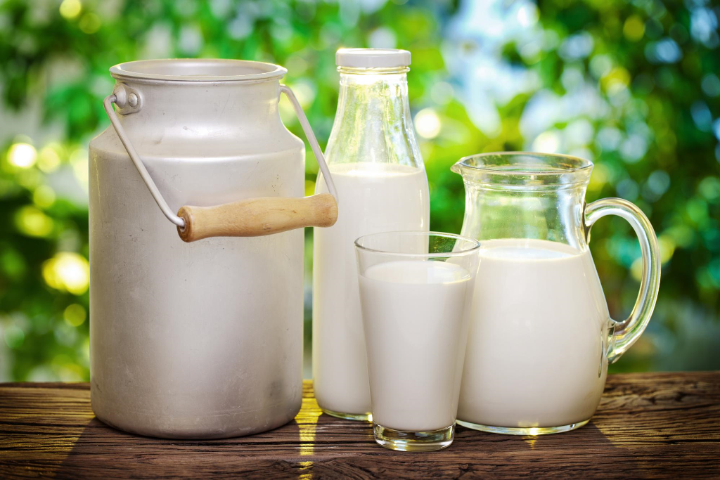 Литр сырого молока подорожал на 12,5% за год, пастеризованного – на 8,6%