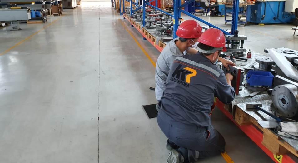 Насосный завод в Шымкенте нуждается в кадрах