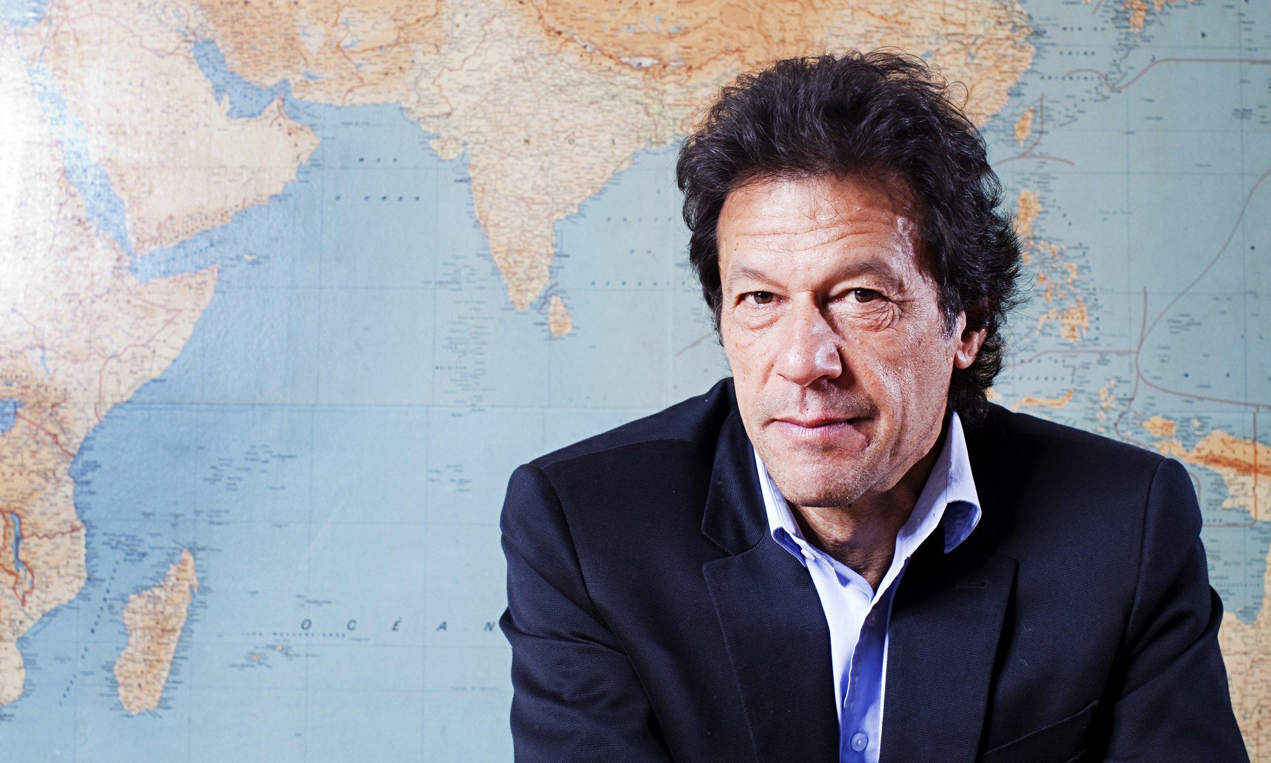 Имран Хан принёс присягу в качестве премьера Пакистана