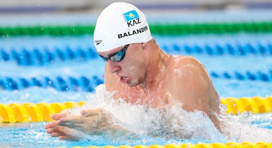 Баландин вновь сразится с участниками золотого заплыва в Рио