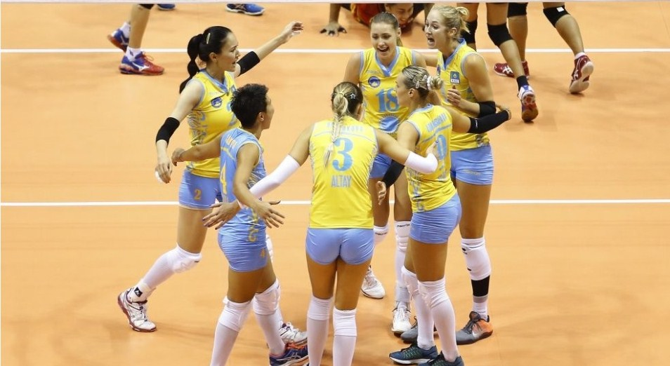 «Алтай» поборется за бронзу домашнего ЧА по волейболу