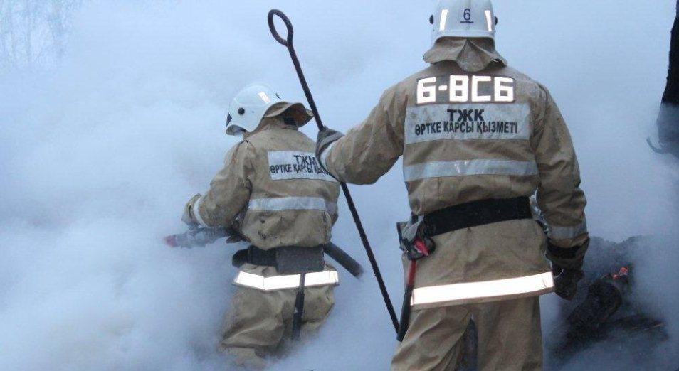 Пожар на скважине Каламкас полностью локализован