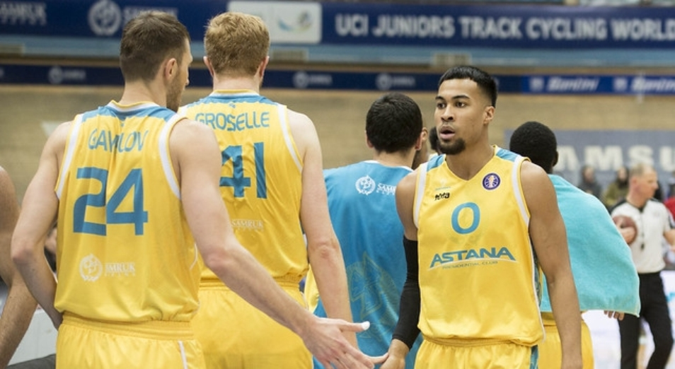 Единая Лига ВТБ: «Астана» займет место не ниже шестого