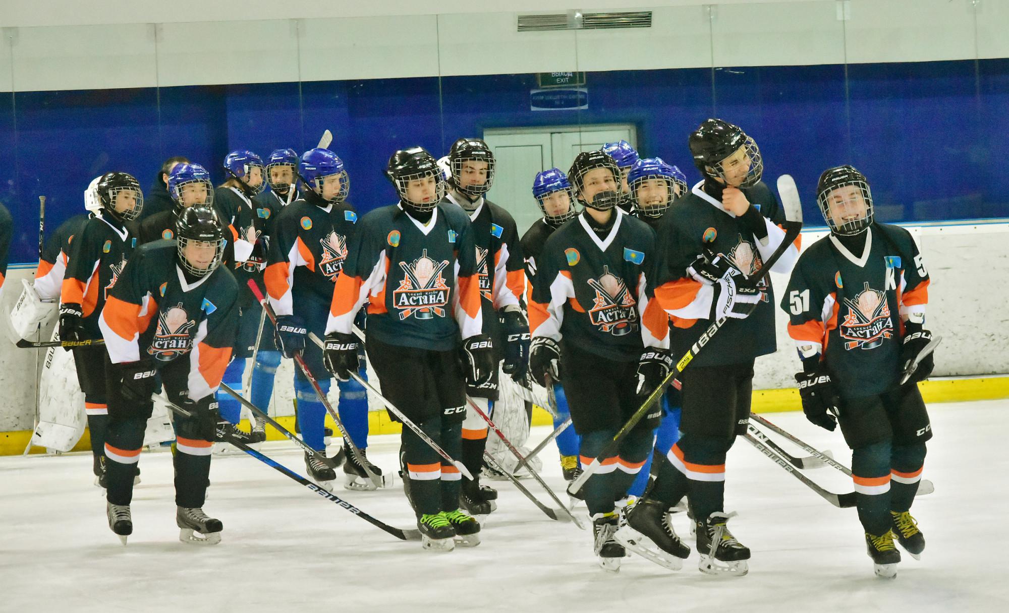 III Қысқы жастар ойындарында шайбалы хоккейден жарыс мәресіне жетті