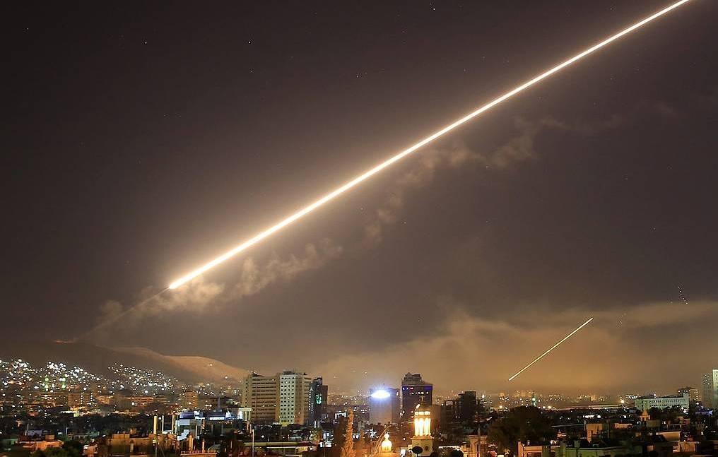 При ракетном обстреле в Сирии убиты три солдата