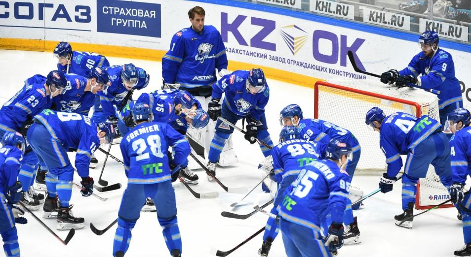 «Барыс» в межсезонье сразится с командой Скабелки в Минске