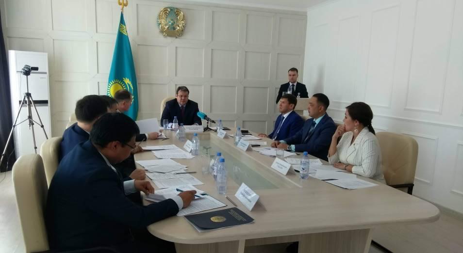 Департамент госслужбы Костанайской области обеспокоен высокой долей своих гражданских