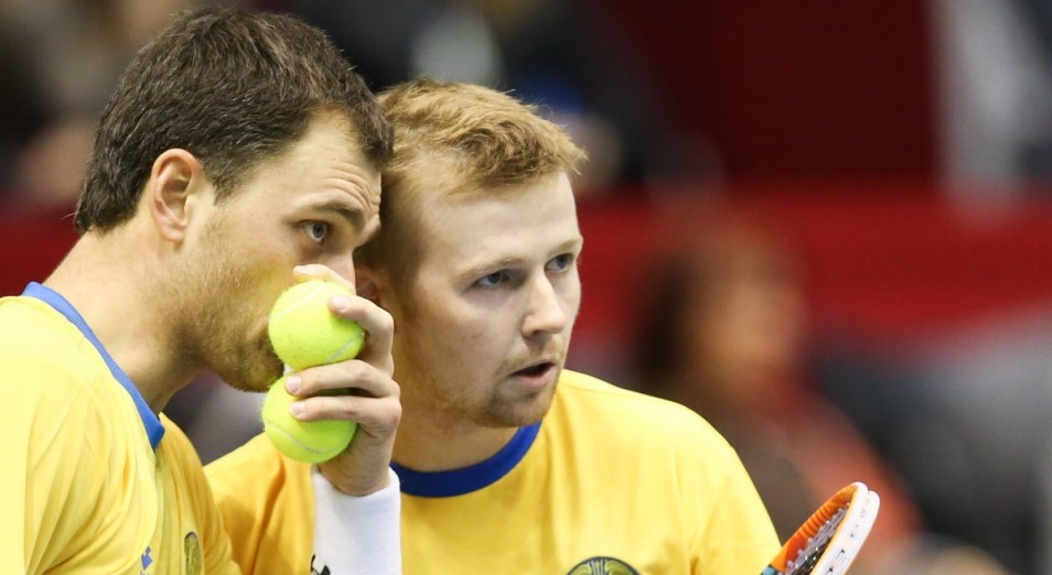 Голубев и Недовесов выиграли «Челленджер» во Франции