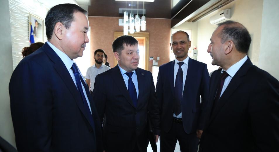 Ташкент занялся привлечением казахстанского капитала