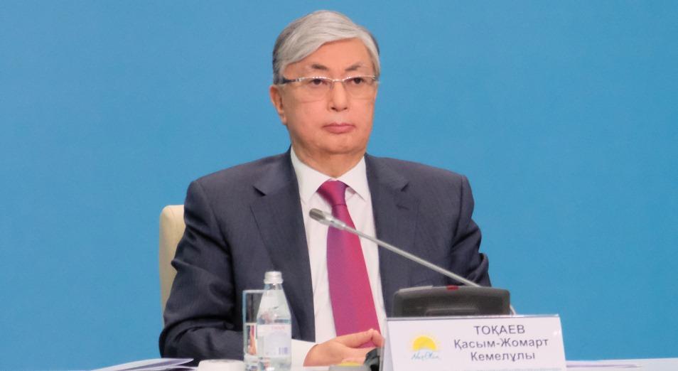Касым-Жомарт Токаев зарегистрирован в качестве кандидата в Президенты РК