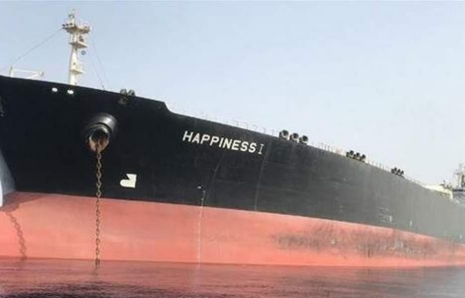Саудовские власти отпустили иранский танкер