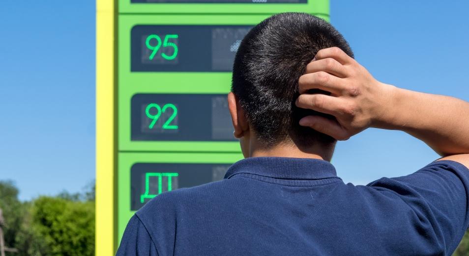 Увеличение акцизов на бензин внесет вклад в инфляцию на 0,35%