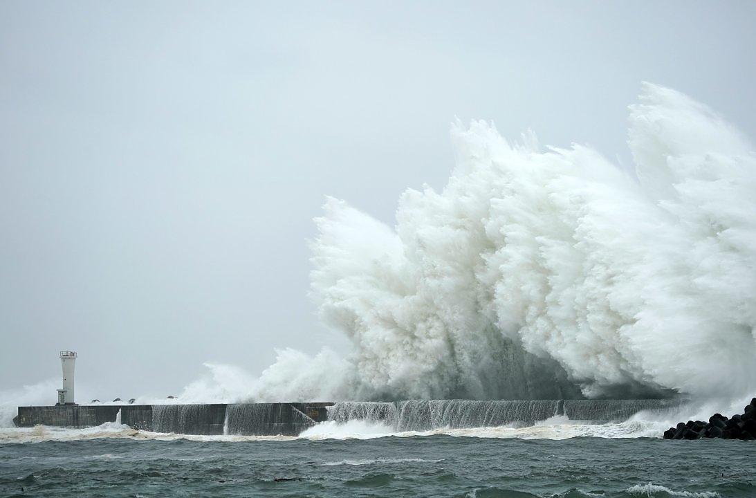"""Число пострадавших из-за тайфуна """"Хагибис"""" увеличилось до 70"""