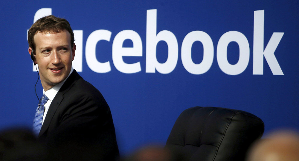 Марк Цукерберг высказался против разделения Facebook